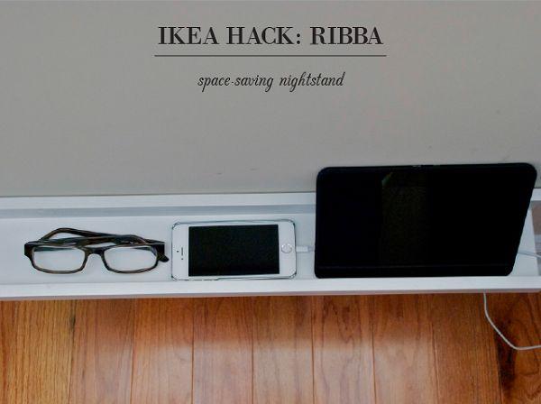 Coole Hacks für dein Ikea Ribba Regal |Ikea Hacks & Pimps|BLOG| New Swedish Design