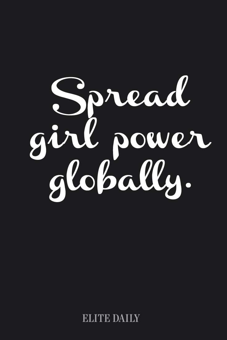 Best 25+ Girl Power Quotes Ideas On Pinterest