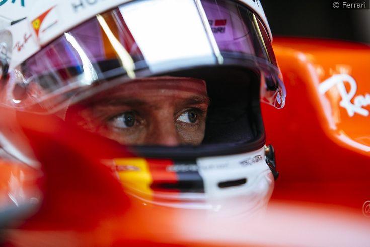 """Vettel poco entusiasta della Formula E: """"Non è il futuro"""""""