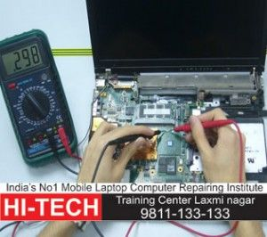 Hi Tech Institute is a world class training institution focused on mobile repairing, laptop repairing and computer repairing courses. And, these courses are provided as per international standard.