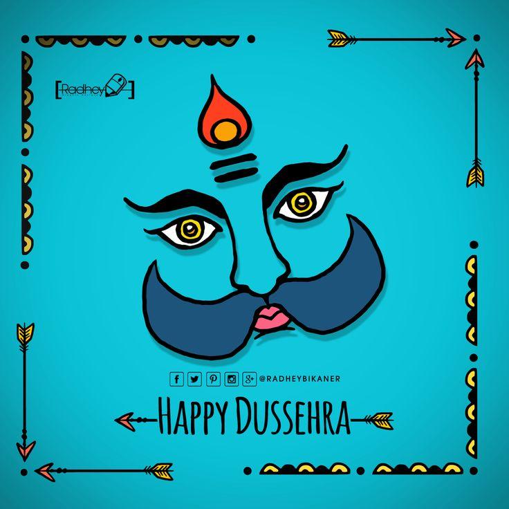 #dussehra #Ravana #ramayana #vectors #Art #radhey #bikaner #radheybikaner #Graphic #Quotes