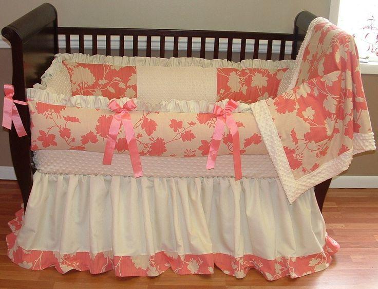 150 best Baby Girl Bedding Sets images on Pinterest   Cots ...