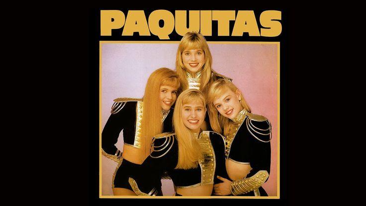 Paquitas 1989 - Disco Completo