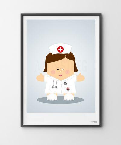 Sygeplejerske – MinStreg