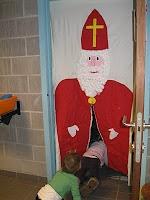 eerste kleuterklas vba juf Sofie: Thema Sinterklaas