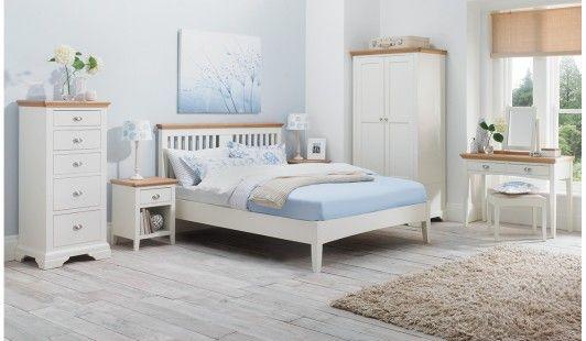 Henley Wooden Bed Frame  | Bensons for Beds