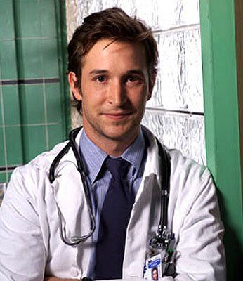"Noah Wyle (Dr. John Carter on ""ER"")"