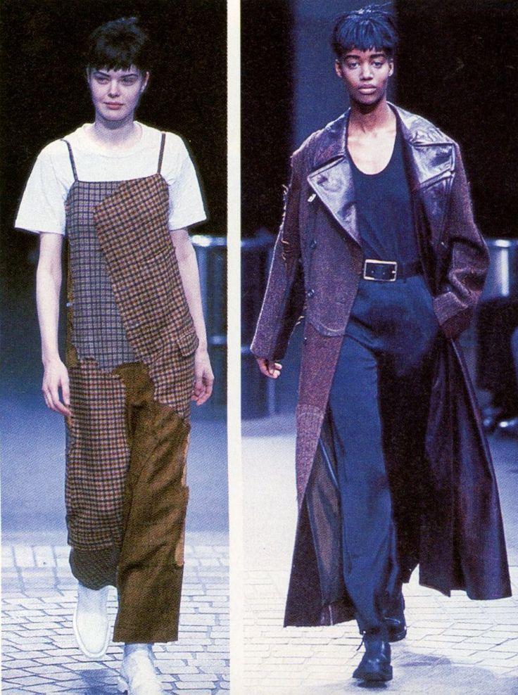 """""""Junya Watanabe Fall/Winter 1992 """""""