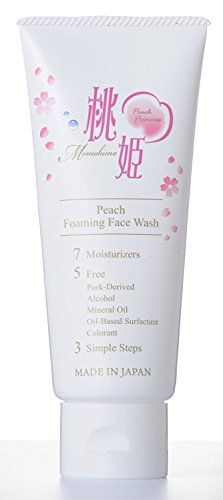 Peach Foaming Face Wash HalalCertified *** You can get more details by clicking on the image.