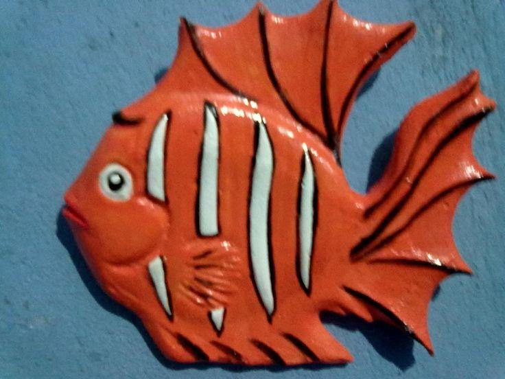 Peixe de gesso