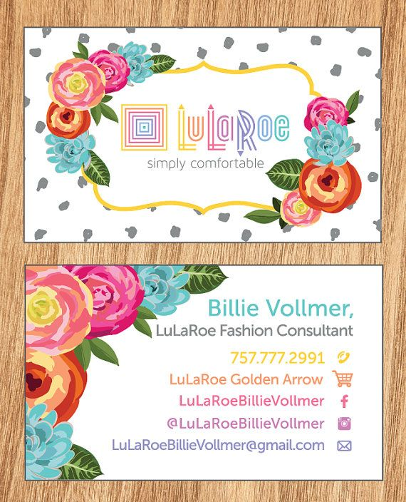 25 best ideas about lularoe business cards on pinterest for Lularoe name cards
