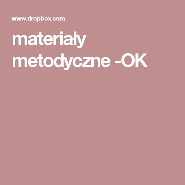 materiały metodyczne -OK