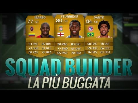 FIFA 14 UT LA SQUADRA PIÙ BUGGATA ED ECONOMICA    FIFA 14 50K OP HYBRID ...