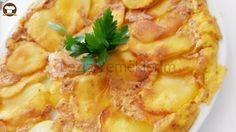 Kahvaltilik Patates Tava