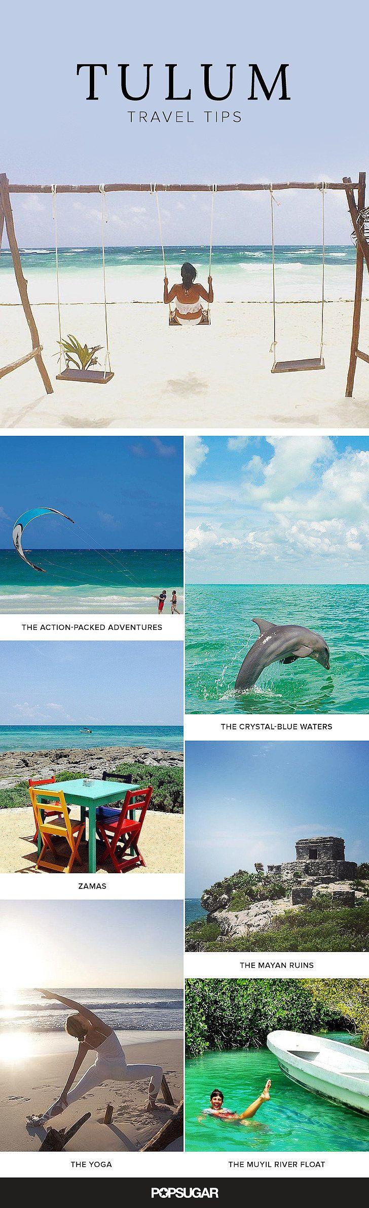 Dentro de Nuestro Top#5 Destinos de Playa Imperdibles #Tulum #QuintanaRoo es más que la zona arqueológica frente a la playa, arenas blancas, hoteles rústicos y acogedores, buena cocina, y tesoros naturales del Caribe Mexicano