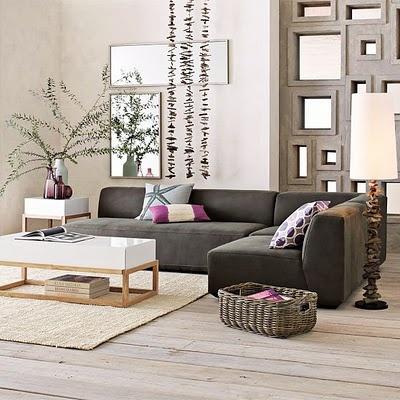 Die besten 25+ Wandgestaltung lila grau Ideen auf Pinterest - wandgestaltung wohnzimmer grau lila