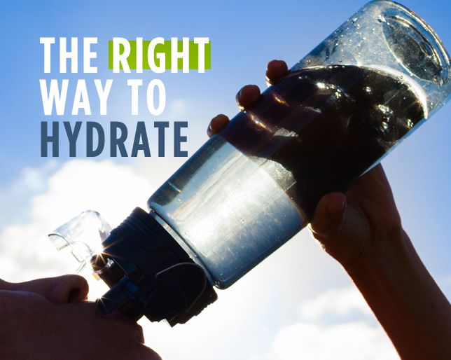 Hydration isn't as simple as just adding water—in fact, women have a special set of requirements. What you need to know.
