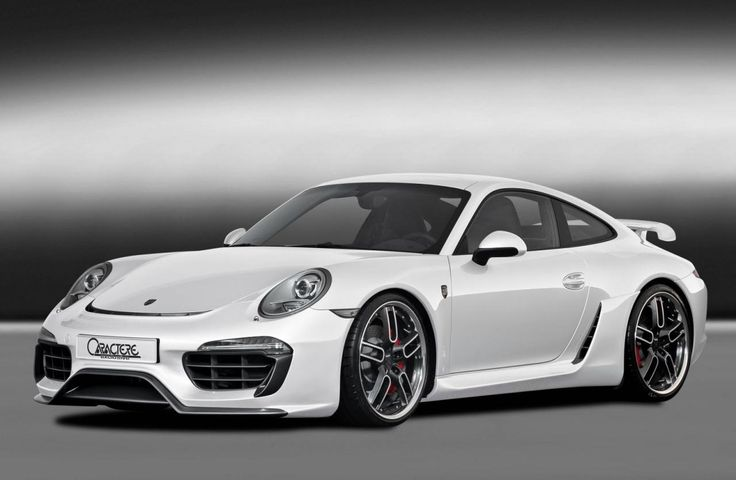 Caractere Exclusive Present Porsche 911 Kit at 2012 SEMA - autoevolution