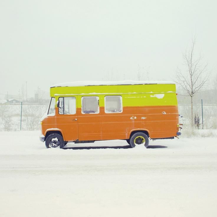 Matthias Heiderich • Snow Blind