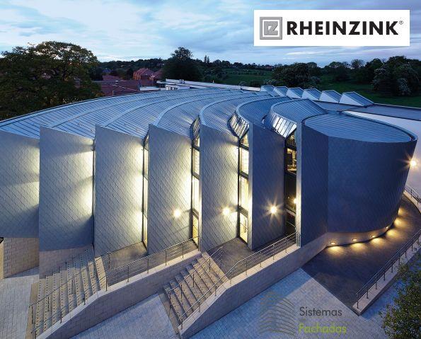 Sistemas de Fachadas | Materiales de revestimiento para fachadas metalicas…