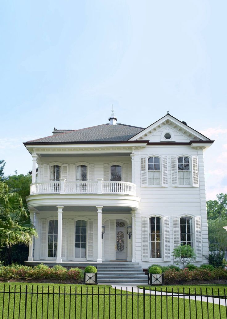 1884 Italianate In New Orleans That Was Saved!