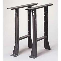 TENNSCO Fixed-Height Workbench Legs