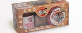 We've honoured Wensleydale cheeses' most famous fans, Wallace and Gromit with their own Real Yorkshire Wensleydale cheese.  Wallace & Gromit - Wensleydale Creamery