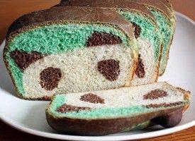 Panda Bread.soooooooooooooooo cool