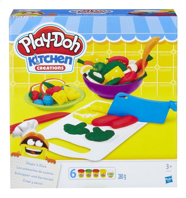 Afbeelding van Play-Doh Kitchen Creations Shape 'n Slice from DreamLand