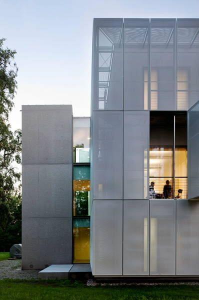poolima | Glass Kramer Löbbert - MRT Gebäude, Berlin Buch
