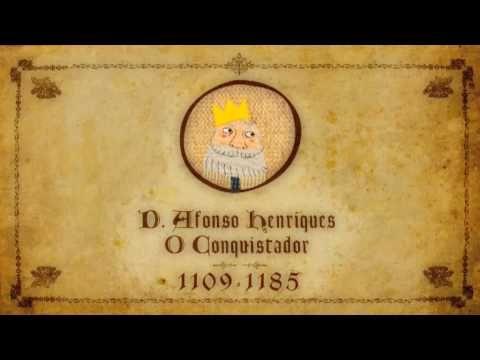 O Primeiro Rei de Portugal - D. Afonso Henriques