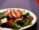 BB: Chicken Caesar Club Sandwich
