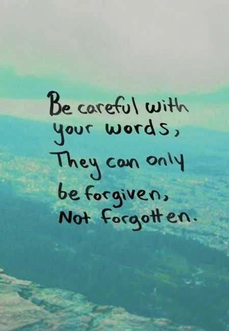 Be careful with your words Quotes | #MichaelLouis - www.MichaelLouis.com #SEOHumor
