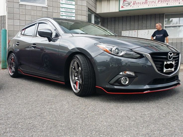 Mazda Speed 3 >> Body Kits / Aero Kits / Body Accessories List - As seen on Mazda3's - Page 7 - 2004 to 2016 ...