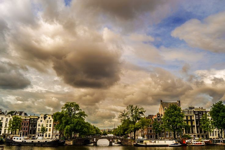 Amsterdam by Agnese Caliò on 500px