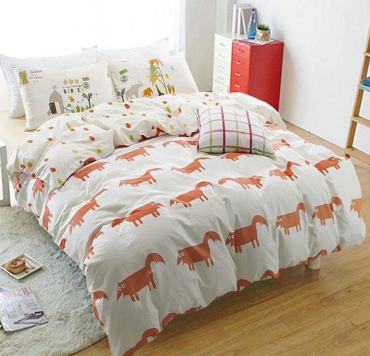 Best Aliexpress Com Buy Cute Cartoon Single Double Bed Set 640 x 480