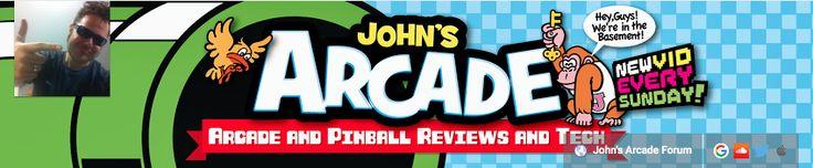 wow checkout arcade basement at John's crib | John's Arcade Game Reviews & Tech >> https://youtu.be/szDC_QMGv0I?t=18m56s