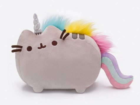 Pusheenicorn Plush at Hey Chickadee