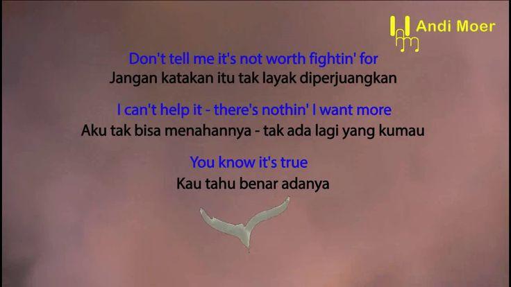 Bryan Adams - Everything I Do ( I Do it for You ) - Lyrics (Terjemahan I...  | Yours lyrics, Youtube, Lyrics