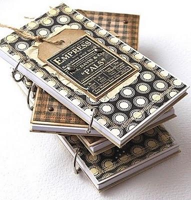 pocket calendars: Scrapbook Ideas