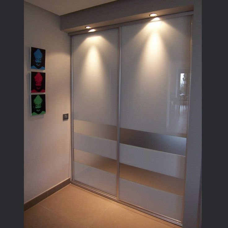 25 best ideas about porte de placard coulissante on for Portes de placard coulissantes miroir