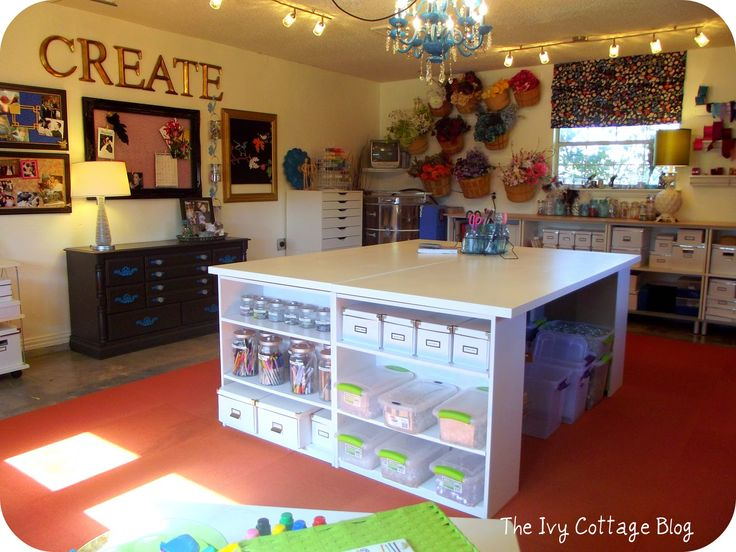 209 best images about Scrapbook Room MAKE OVER ideas on Pinterest ...