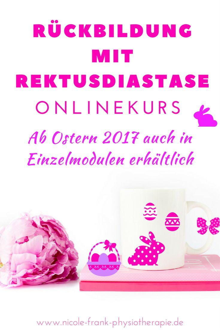 Rückbildung mit Rektusdiastase - Der Online Kurs. Professioneller Anleitung vom Profi. Sicheres und gesundes Rückbildungstraining bei Rektusdiastase.