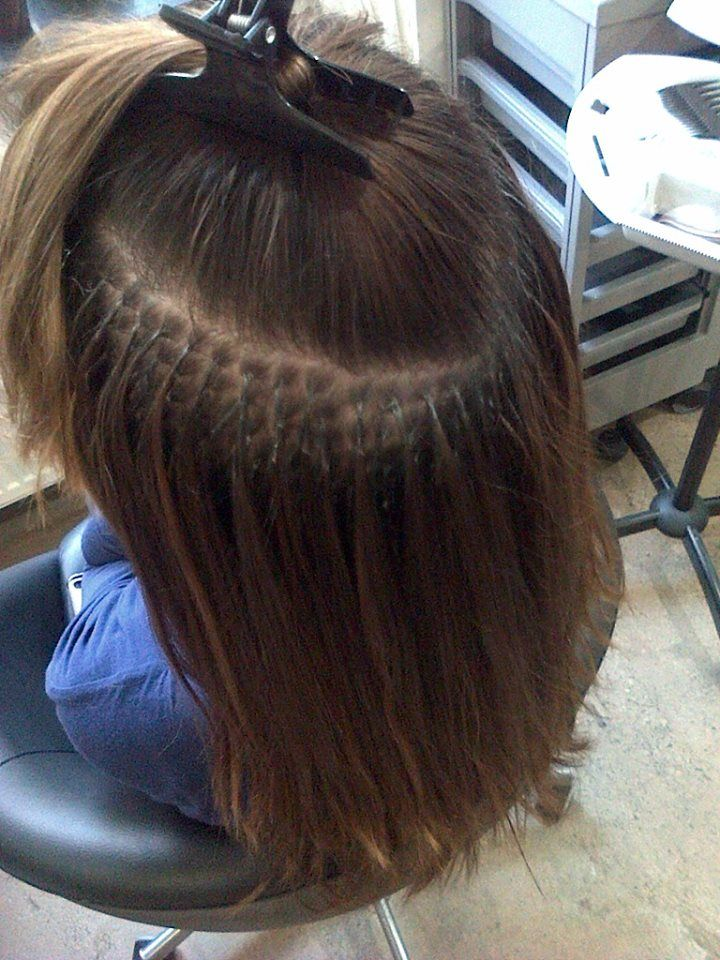 Draki HairStyle studio www.draki.cz Healthy Hair Extension Mini and Micro Keratin