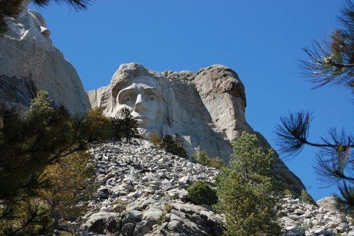 Гора Рашмор, Южная Дакота (South Dakota: Mount Rushmore)