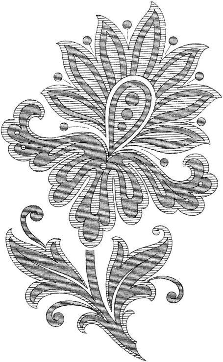 Gallery.ru / Фото #68 - Embroidery II - GWD