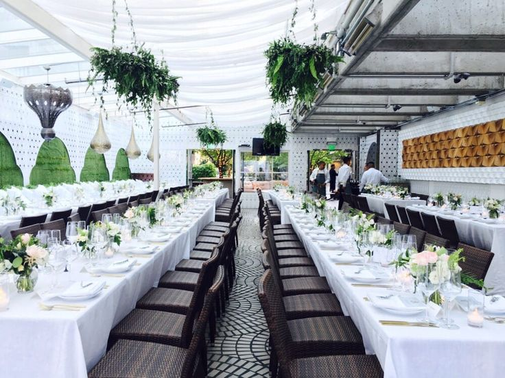 Photo Of Sens Restaurant San Francisco Ca United States Wedding Reception In