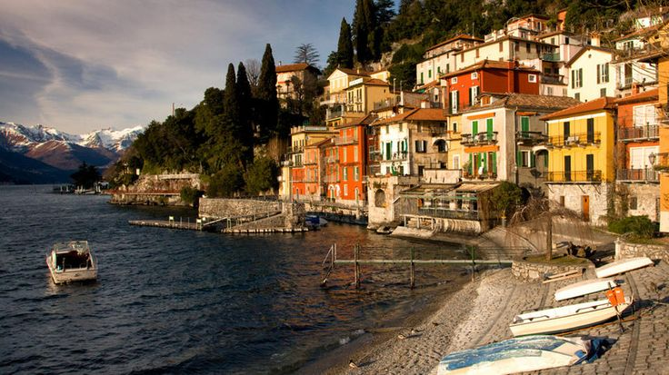 Varenna Village, Lake Como, Italy