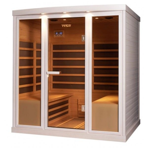 sauna modified 118 sauna pinterest indoor sauna. Black Bedroom Furniture Sets. Home Design Ideas