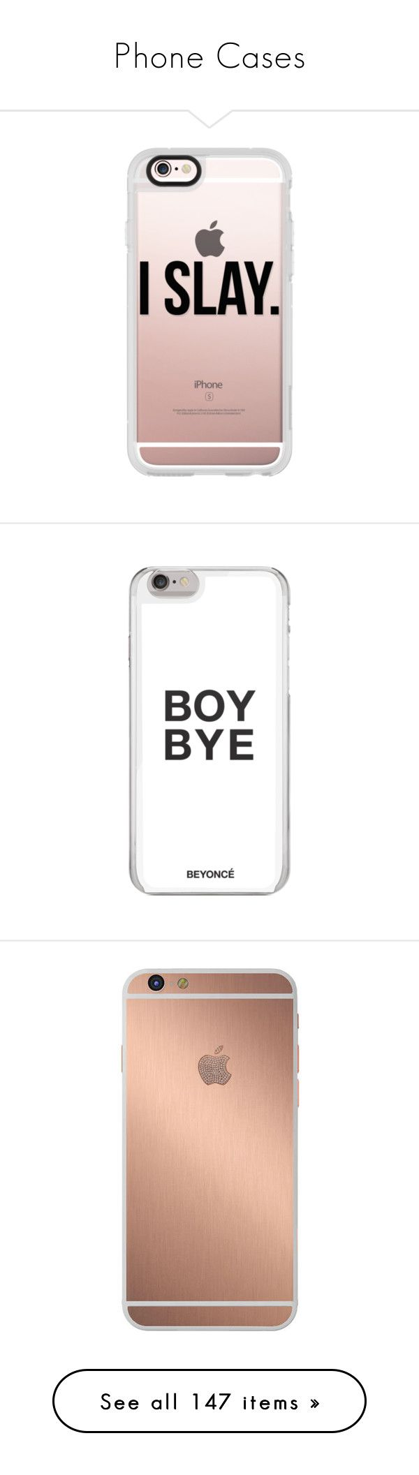 """Phone Cases"" by power-beauty ❤ liked on Polyvore featuring accessories, tech accessories, phone cases, phone, cases, electronics, iphone case, iphone hard case, iphone cases and iphone cover case"